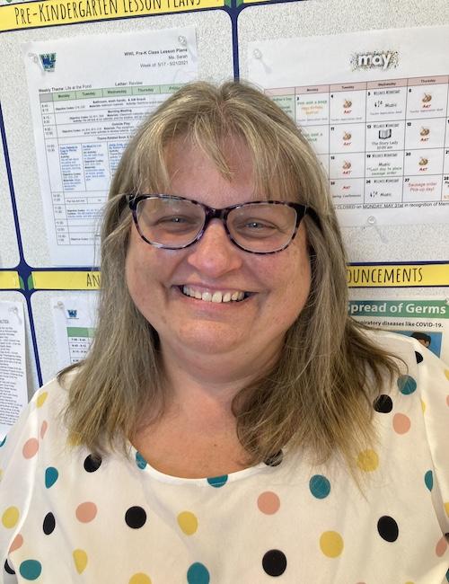 Ms. Mandi